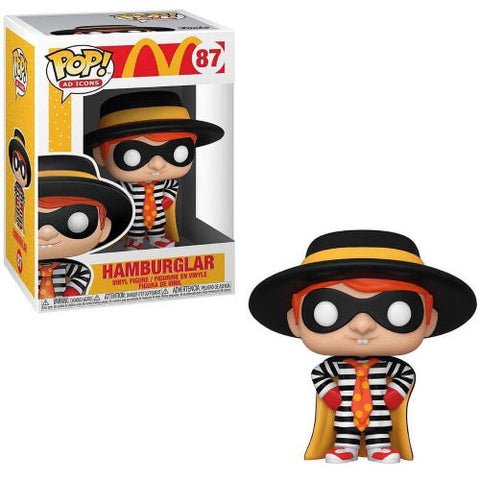 POP! Ad Icons Mcdonald's Hamburglar