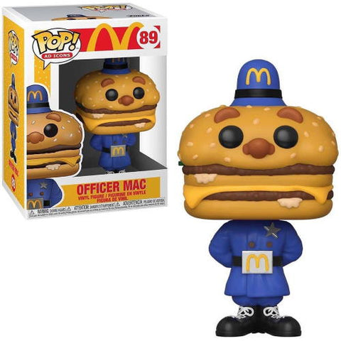 POP! Ad Icons Mcdonald's Officer Mac