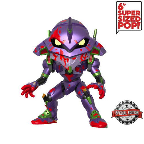 POP! Animation: Evangelion - EVA Unit 01 (Bloody)