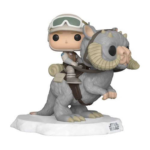 POP! Deluxe: Star Wars - Luke on Taun Taun