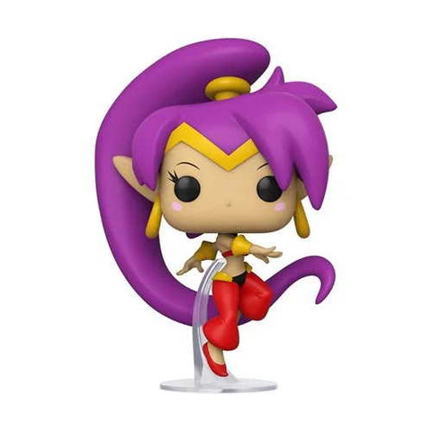 POP! Games: Shantae