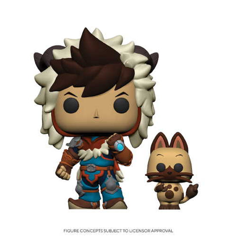 POP! Animation: Monster Hunter - Ratha