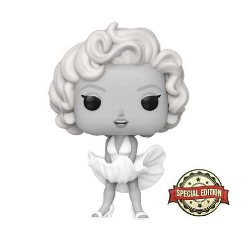 POP! Icons: Marilyn Monroe (Black and White)