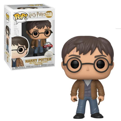 POP! Harry Potter: Harry with 2 Wands