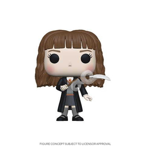 POP! Harry Potter - Hermione with Feather