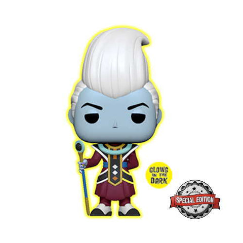 POP! Animation: Dragon Ball Super - Whis (Glow)
