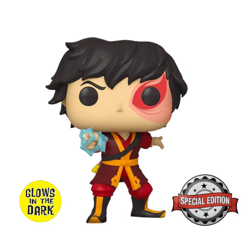 POP! Animation: Avatar - Zuko with Lightning