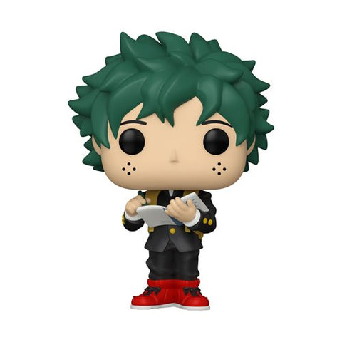 POP! Animation: My Hero Academia - Deku (School Uniform)