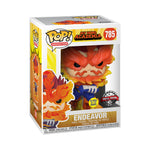 POP! Animation: My Hero Academia - Endeavor (Glow in the Dark)