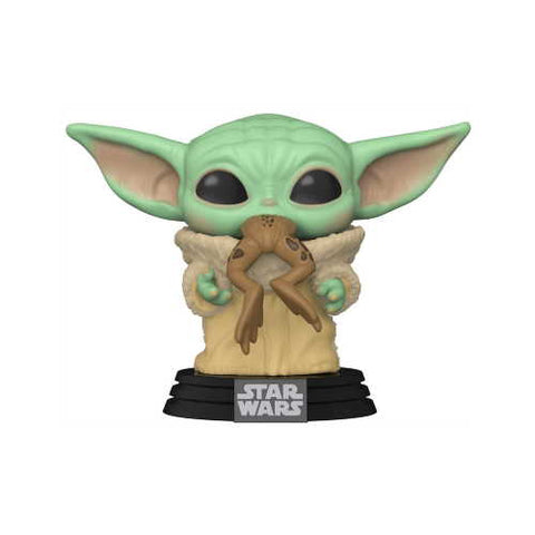 POP! Star Wars: The Mandalorian - The Child with Frog