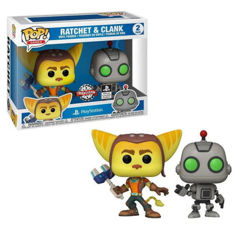 POP! Games: Ratchet and Clank