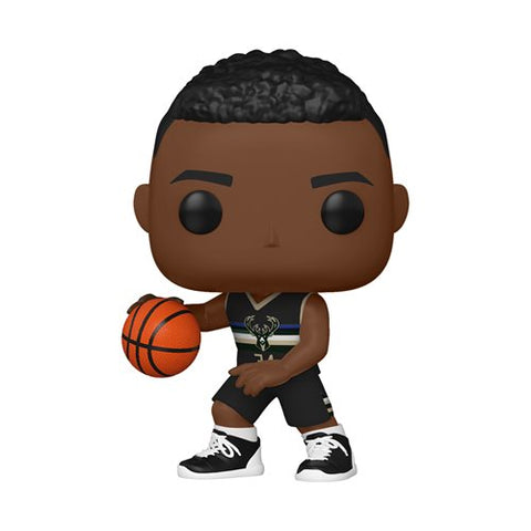 POP! Basketball: Milwaukee Bucks - Giannis Antetokounmpo