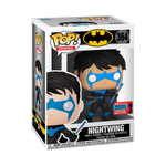 POP! Heroes: DC - Nightwing with Boss Protector