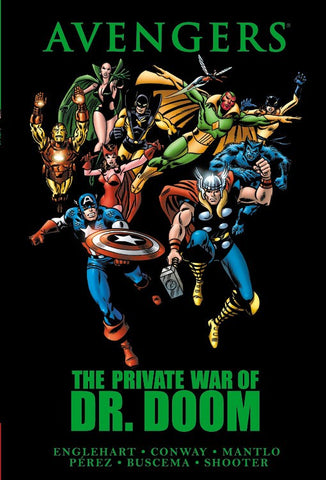 Avengers : The Private War of Dr. Doom