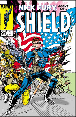 S.H.I.E.L.D. by Jim Steranko : The Complete Collection