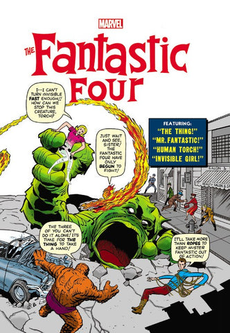 Marvel Masterworks : The Fantastic Four Volume 1 (New Printing)
