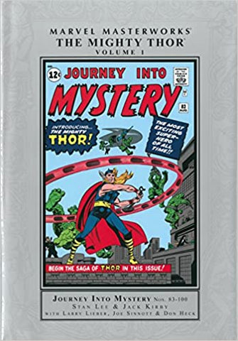 Marvel Masterworks : The Mighty Thor Volume 1 (New Printing)