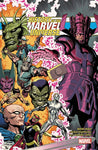 History of the Marvel Universe Treasury Edition