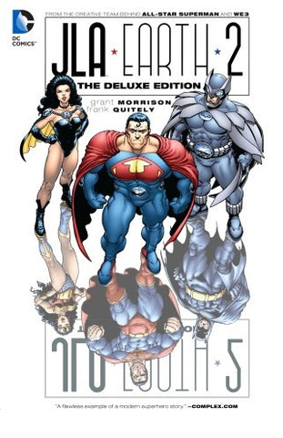 JLA Earth 2 Deluxe Edition