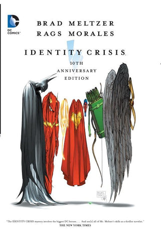 Identity Crisis: 10th Anniversary Edition