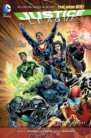 Justice League Vol. 5: Forever Heroes (The New 52)