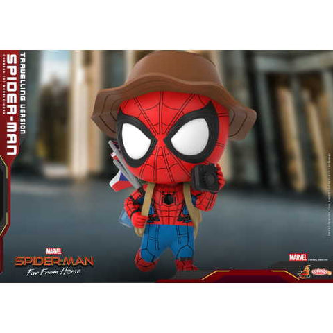 Spider-Man Far From Home: Spider-Man (Travelling Version) Bobble-Head