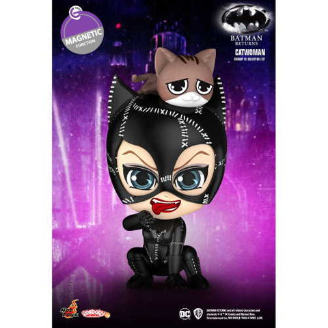 Batman Returns - Catwoman Collectible Set