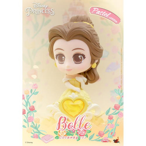 Disney Princess: Belle (Pastel Version)