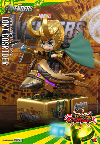 Loki (With Scepter Version) CosRider