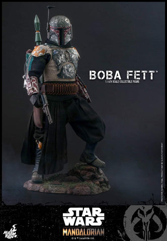*PREORDER DEPOSIT* Star Wars: The Mandalorian - Boba Fett 1/6th Scale Collectible Figure