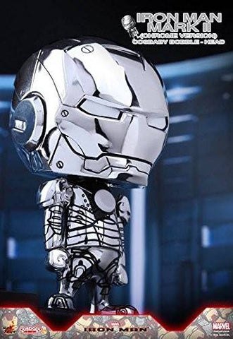 Iron Man: Iron Man Mk II Chrome Bobble-Head