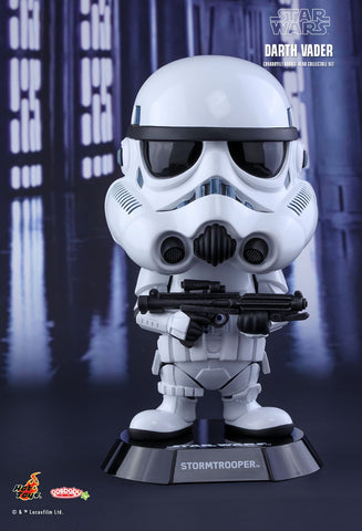 Star Wars: Stormtrooper Cosbaby L Bobble-Head