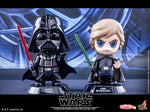 Star Wars: Darth Vader and Luke Skywalker Bobble-Head Collectible Set