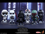 Star Wars: Bobble-Head Collectible Set (6-Pack)