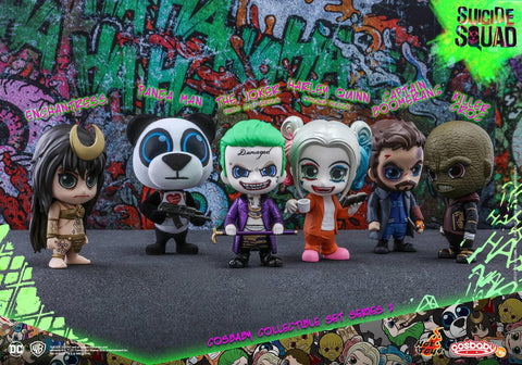 Suicide Squad: Collectible Set Series 2 (6-Pack)