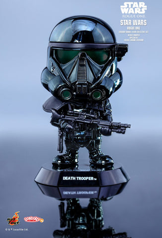 Rogue One: A Star Wars Story Death Trooper Specialist (Black Chrome)