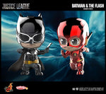 Justice League: Batman and Flash (Metallic Color) Collectible Set
