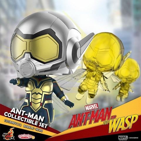 Ant-Man and the Wasp: The Wasp Bobble-Head Collectible Set
