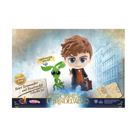 Fantastic Beasts: The Crimes of Grindelwald Newt Scamander and Bowtruckle Collectible Set