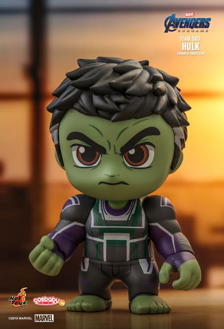 Avengers Endgame: Team Suit Hulk Bobble-Head