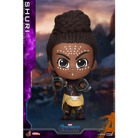 Avengers Endgame: Shuri Bobble-Head