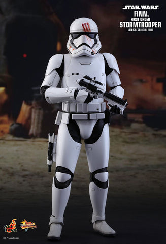 Star Wars: The Force Awakens Finn (First Order Stormtrooper Version) 1/6th Scale Collectible Figure