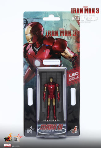 Iron Man 3: Iron Man Mk III Miniature Collectible
