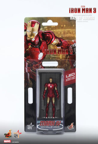 Iron Man 3: Iron Man Mk IV Miniature Collectible