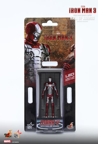 Iron Man 3: Iron Man Mk V Miniature Collectible