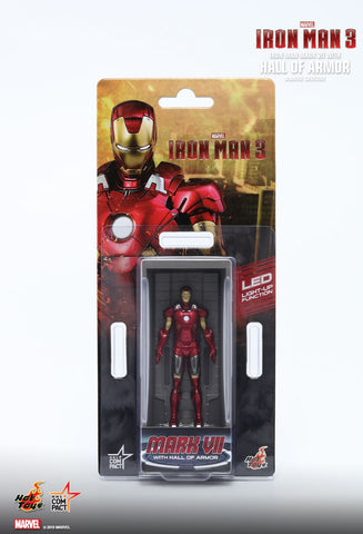 Iron Man 3: Iron Man Mk VII Miniature Collectible