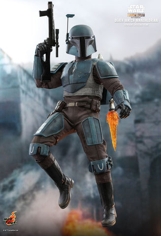 *PREORDER DEPOSIT* The Mandalorian: Death Watch Mandalorian - 1/6th Scale Collectible Figure