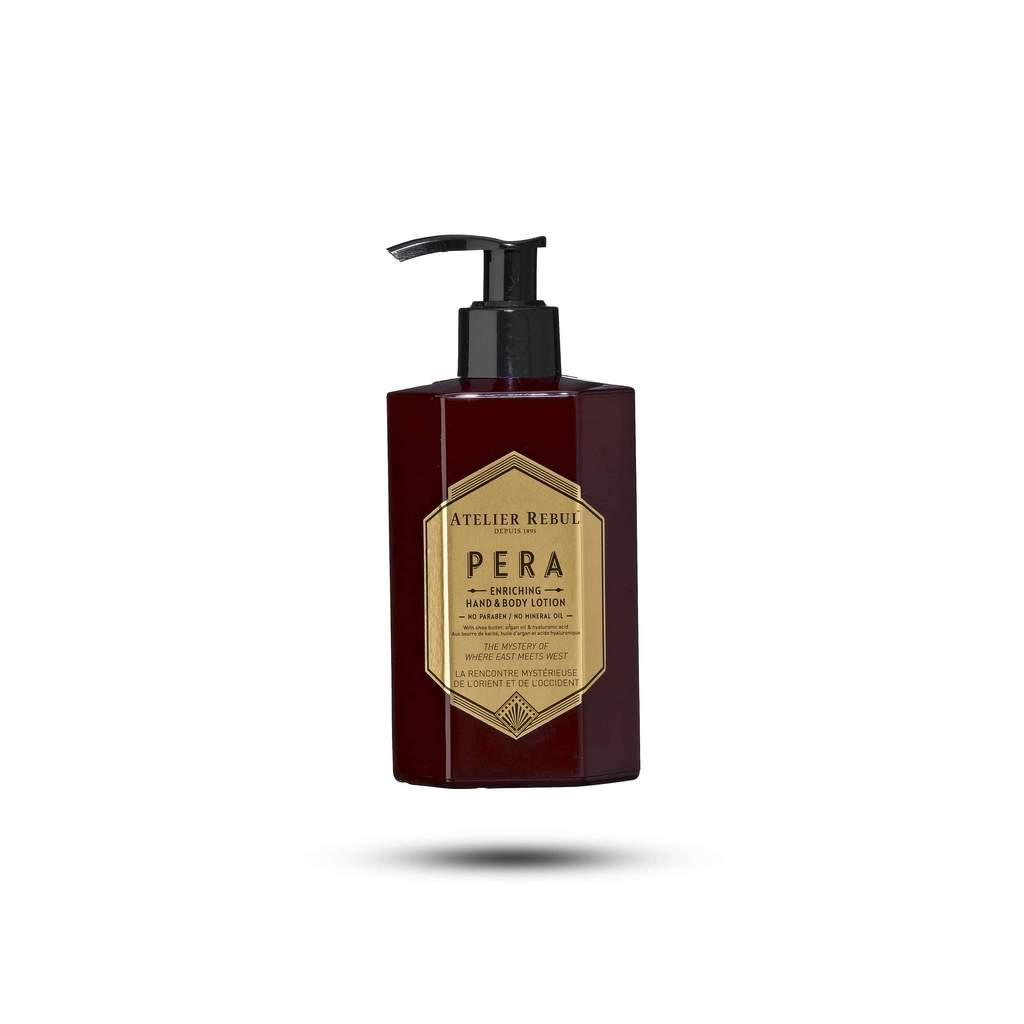 Atelier Rebul Pera Hand & Body Lotion 250ml - LASIDORE Beauty Bar