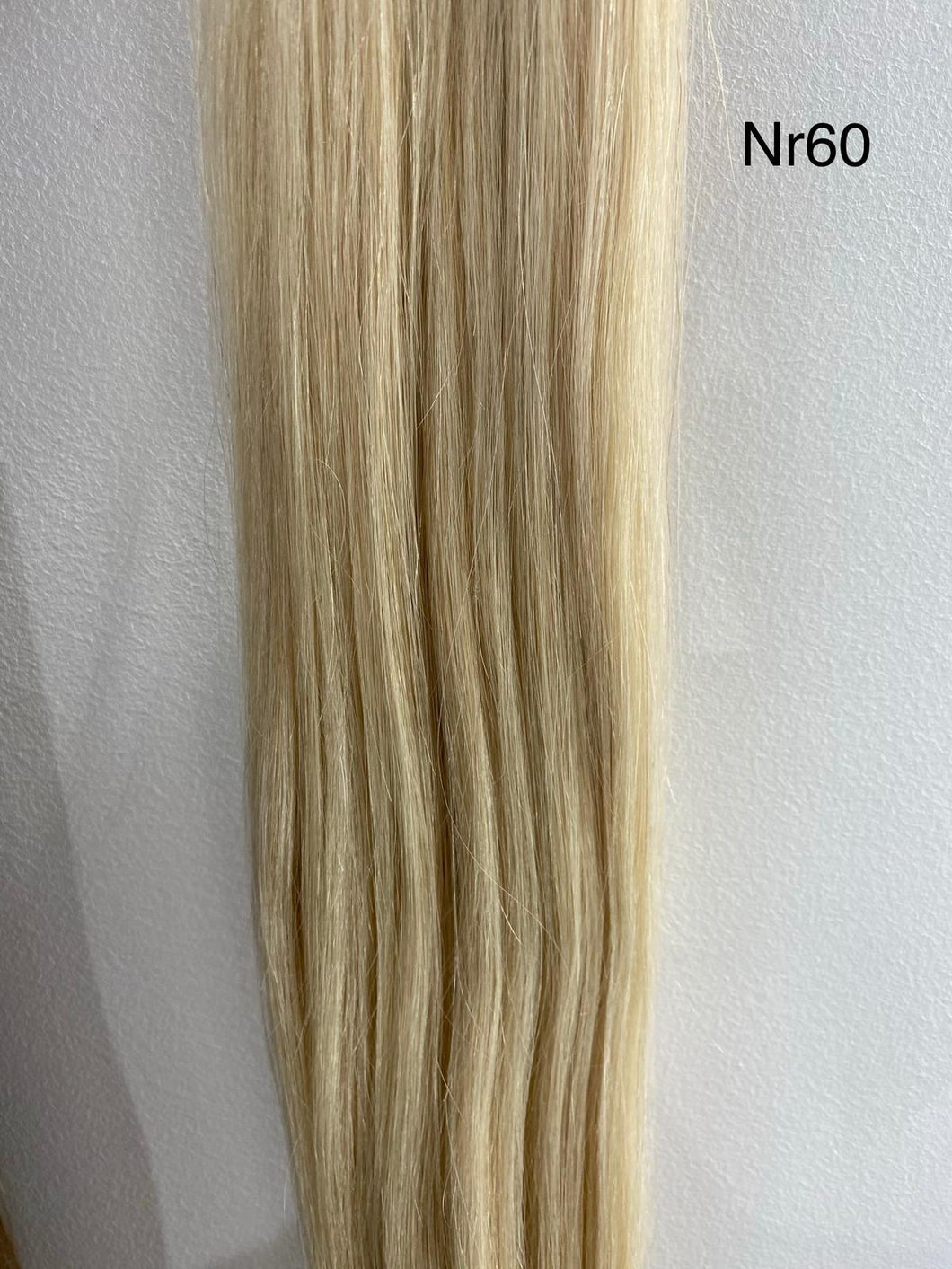 Clip-in Hairextension 100% echt haar #60 - LASIDORE Beauty Bar