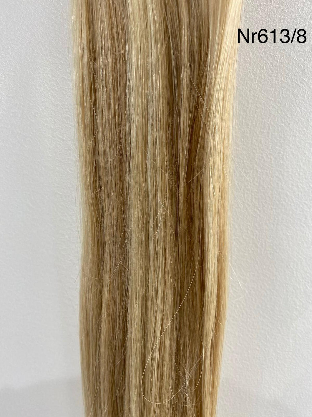 Clip-in Hairextension 100% echt haar #613/8 - LASIDORE Beauty Bar